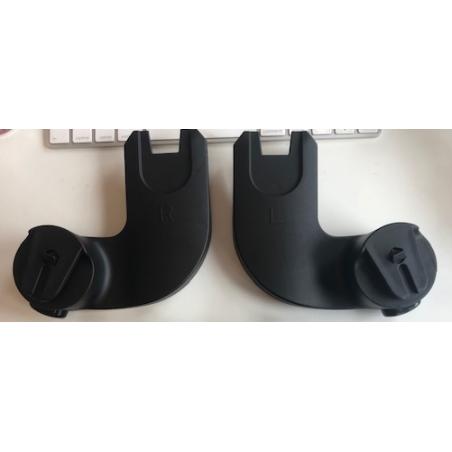 Adaptateur poussette Adapter NEW xari-sport carrycot et siège-auto