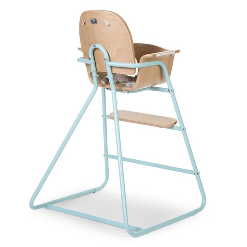 Chaises Hautes Chaise Haute Bebe Ironwood Naturel Childhome