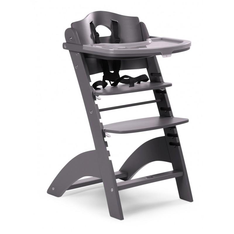 chaises hautes chaise bebe evolutive lambda 2 childhome. Black Bedroom Furniture Sets. Home Design Ideas