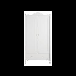 Armoire 2 portes avec...