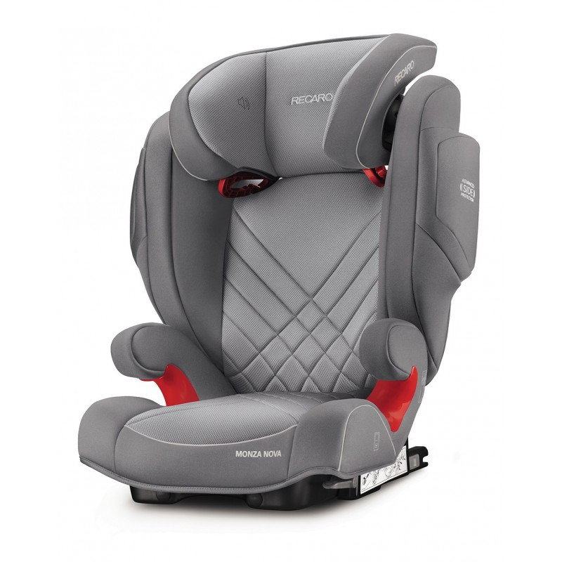 Siège-auto groupe 2/3 (15-36kg) Siège Auto Groupe 2 / 3 MONZA NOVA 2 Seatfix Recaro