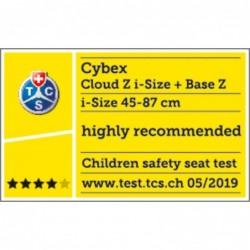 Coque Groupe 0+ (0-13kg) Cybex coque Cloud Z i-Size