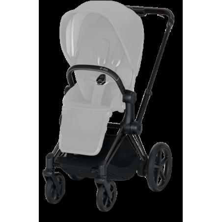 Poussette 4 roues e-PRIAM Châssis et Structure de siège Cybex 2020