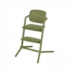 Chaise-haute lemo bois Cybex