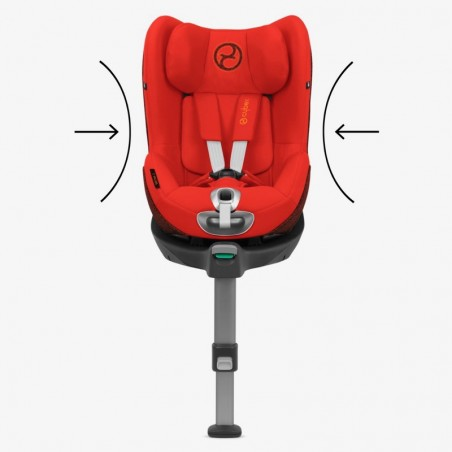 Siège-auto groupe 0+/1 (0-18kg) CYBEX Siège auto Gr 0+/1 Sirona Z i-size Sensorsafe
