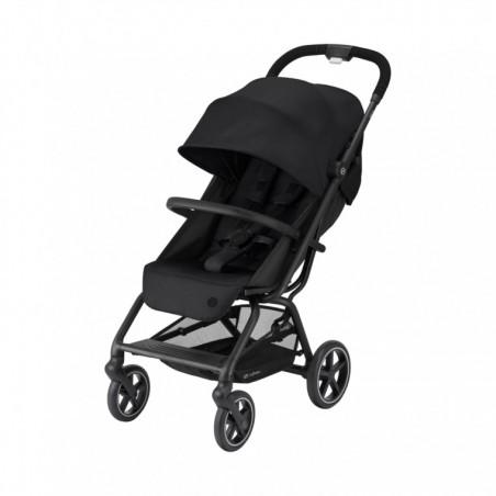 Poussette canne EEZY S+ Plus 2 châssis Black siège 2020