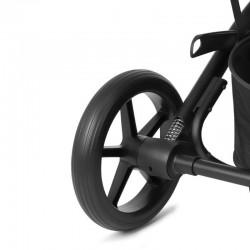 Poussette 4 roues BALIOS S LUX châssis Black siège
