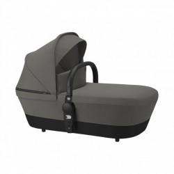 Poussette Duo BALIOS S 2 en 1 châssis Black siège