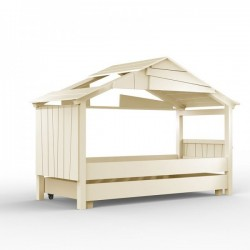 Lit cabane Star avec tiroir...