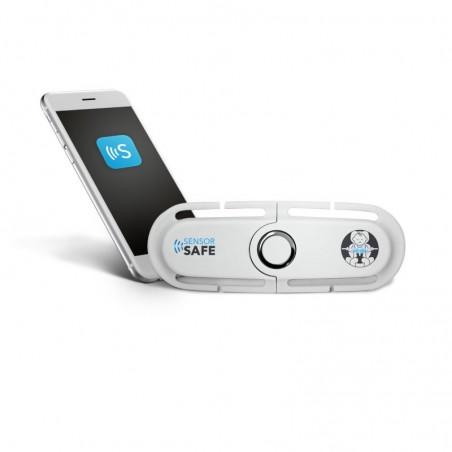 Autres accessoires siège auto Kit de sécurité Sensorsafe Cybex 4 en 1 Groupe 0+ Grey