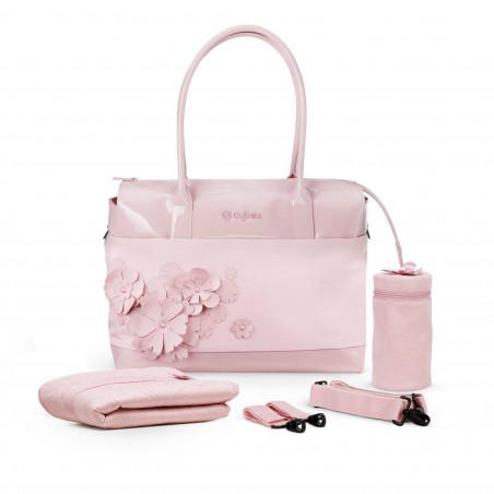 Sacs à langer Sac à langer Platinum Simply Flowers Light Pink