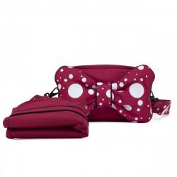 Petticoat Red by Jeremy Scott