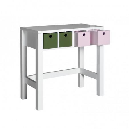 Bopita Table de toilette sans 4 tiroirs bopita