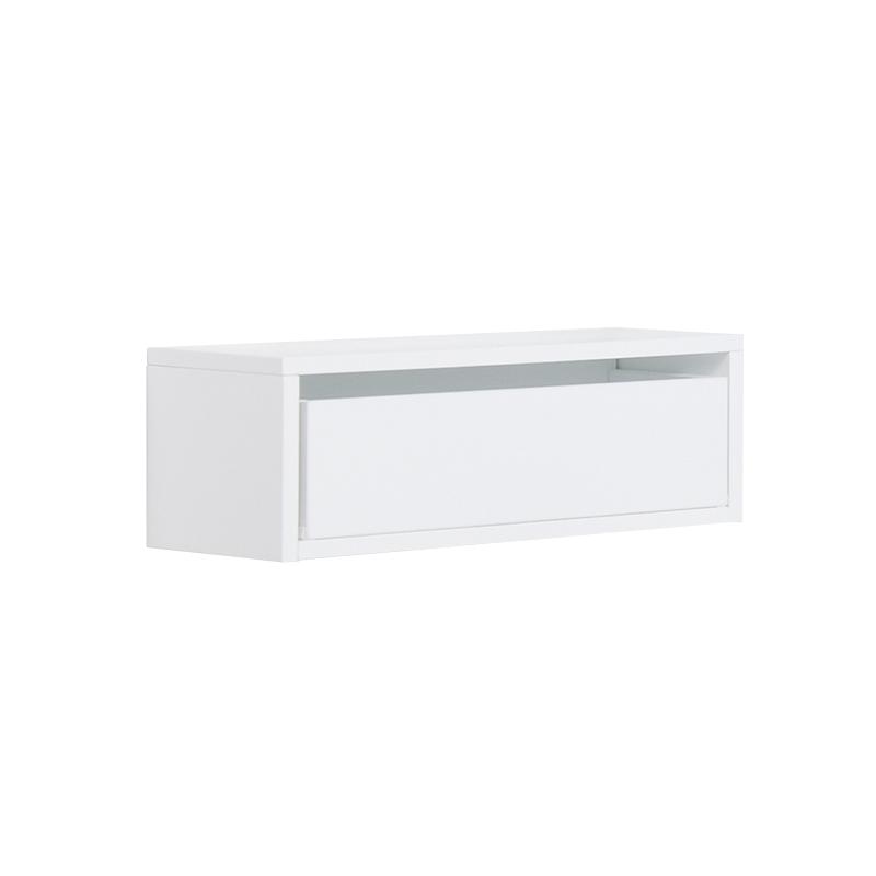 bopita tag re d 39 appoint avec tiroirs universelle blanc bopita. Black Bedroom Furniture Sets. Home Design Ideas