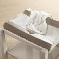 Cape de bain + gant leo &...