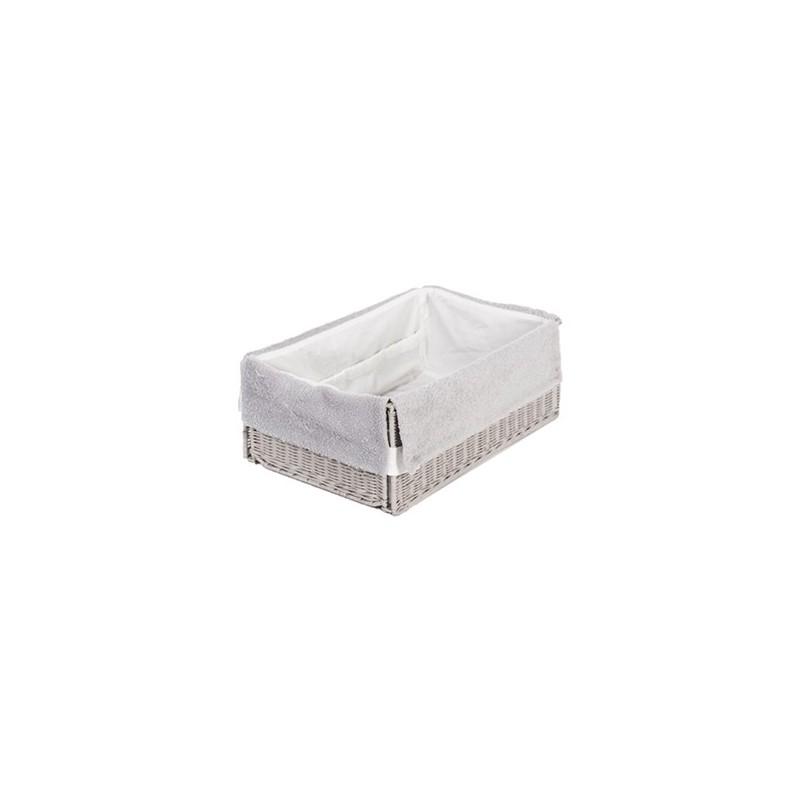 quax housse petit panier meuble de bain 12 soft quax