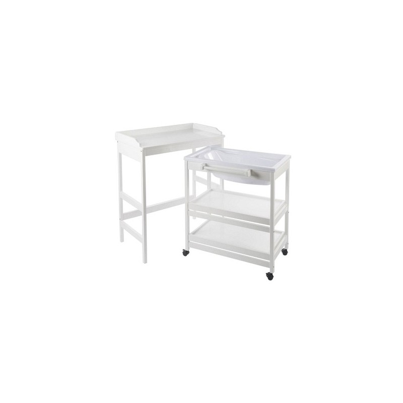 table langer meuble de bain meuble de bain smart tris white quax
