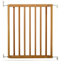 Barrières escalier et extension Barriere wooden gate modilok - naturel quax