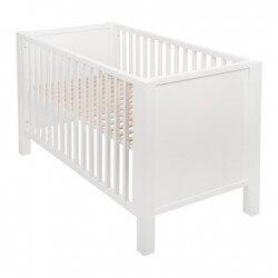 Lit bébé Lit & banc charlotte 120 * 60 cm quax
