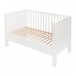lit b b lit banc charlotte 120 60 cm quax. Black Bedroom Furniture Sets. Home Design Ideas