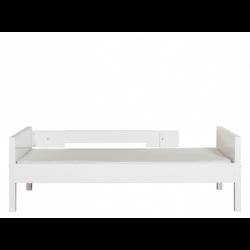Bopita Lit de base 90x200 combiflex blanc bopita