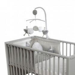 Mobile bébé Mobile musicale - bobo - ostrich quax