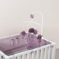 Mobile bébé Mobile musicale - mimi & co - mouse quax
