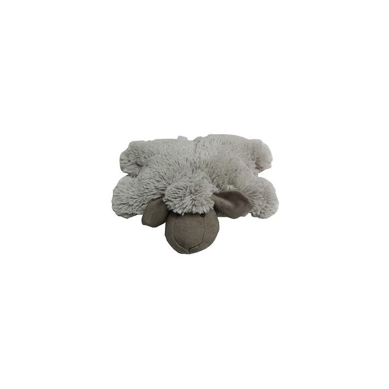 Peluches / coussin musical Lena-sheep 28*21 cm quax