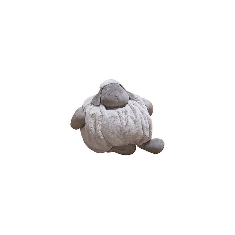 Peluches / coussin musical Lena-sheep pouff - 65 * 55 cm quax