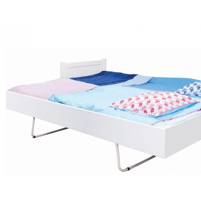 bopita tiroir lit pliable 90x200 mix match bopita. Black Bedroom Furniture Sets. Home Design Ideas