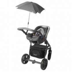 Avenue - parasol - gris quax