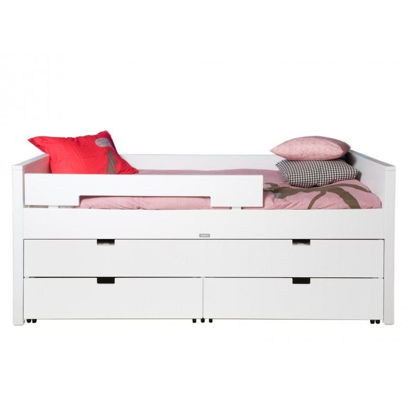 bopita lit compact 90x200 timo 3 tiroirs 5300xx vendus s par ment bopita. Black Bedroom Furniture Sets. Home Design Ideas