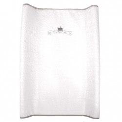 Quax Housse cous. a lang 50*70 - white - couronne quax