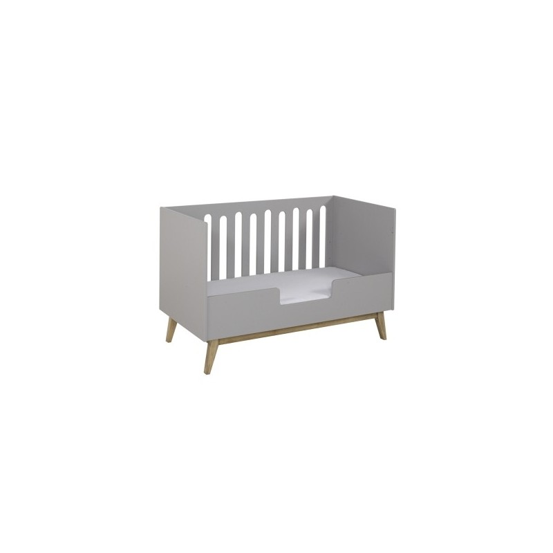 Barrières lit Trendy barriere lit 140 * 70 cm- griffin grey quax