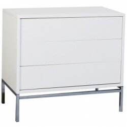 Stretto commode 3 tiroirs -...