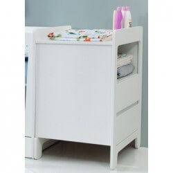 Sunny commode  - white quax