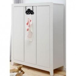 Sunny armoire 3 portes -...