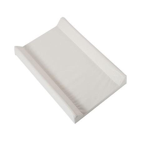 Matelas à langer Coussin + planche pour meuble de bain blanc Quax