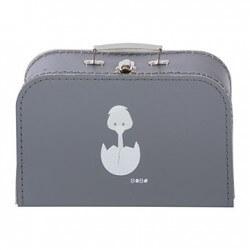 Valise bobo - grey quax