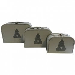 Valises hippop set de 3...