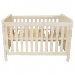 Lit bébé Stripes lit 120 * 60 cm quax