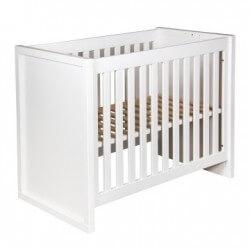 Lit bébé Stripes lit combi 60 * 120 quax