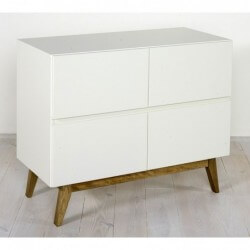 Trendy commode 4 tiroirs  quax