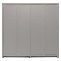 Quarre armoire 4 portes quax