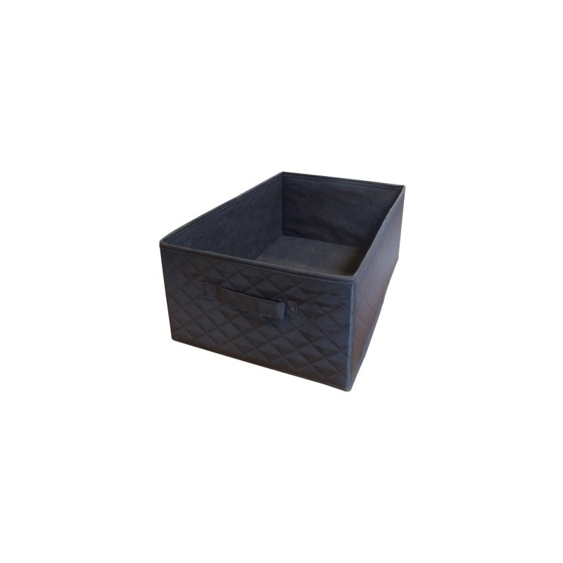 Quax petit panier matelasse meuble de bain quax for Meuble quax