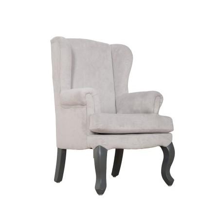 Bureau et Chaise chambre bébé Fauteuil - velours quax