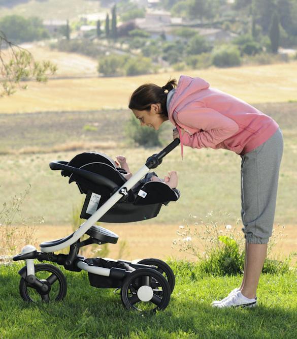 Pourquoi faire du jogging avec la poussette pour bébé ?