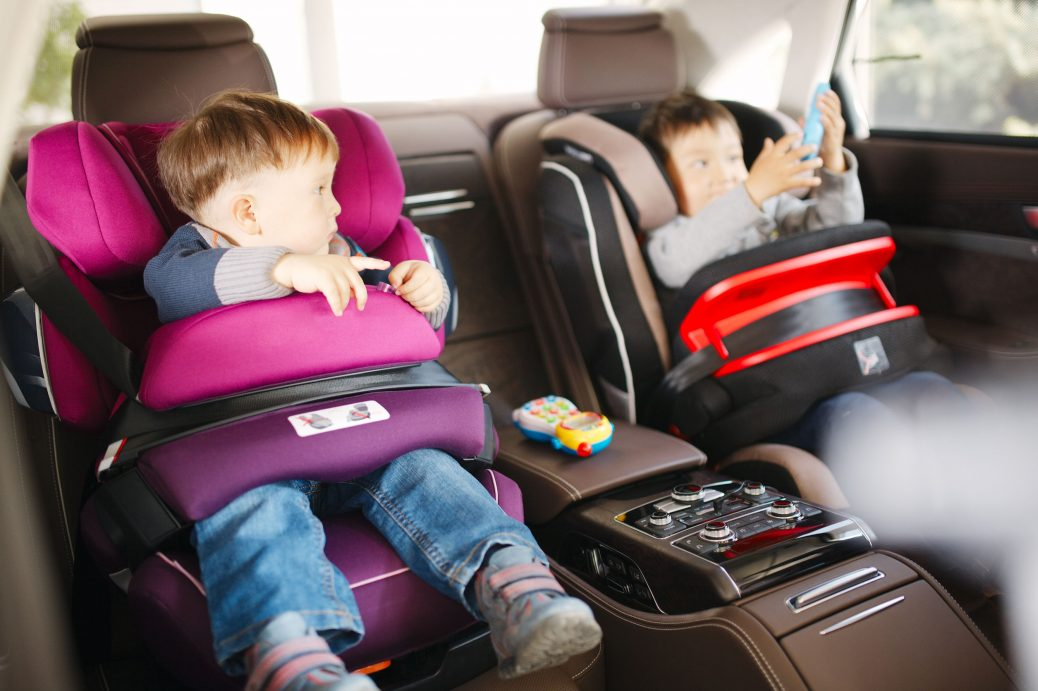 Focus sur le siège auto bouclier