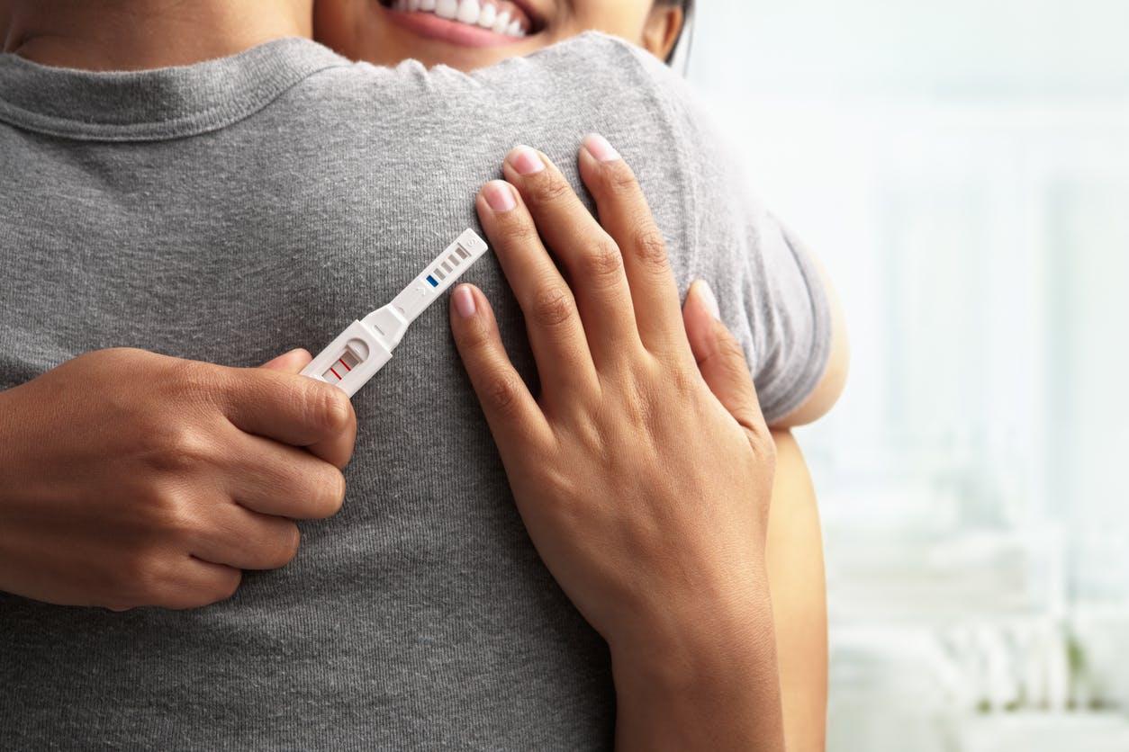 Le moment idéal pour faire un test de grossesse