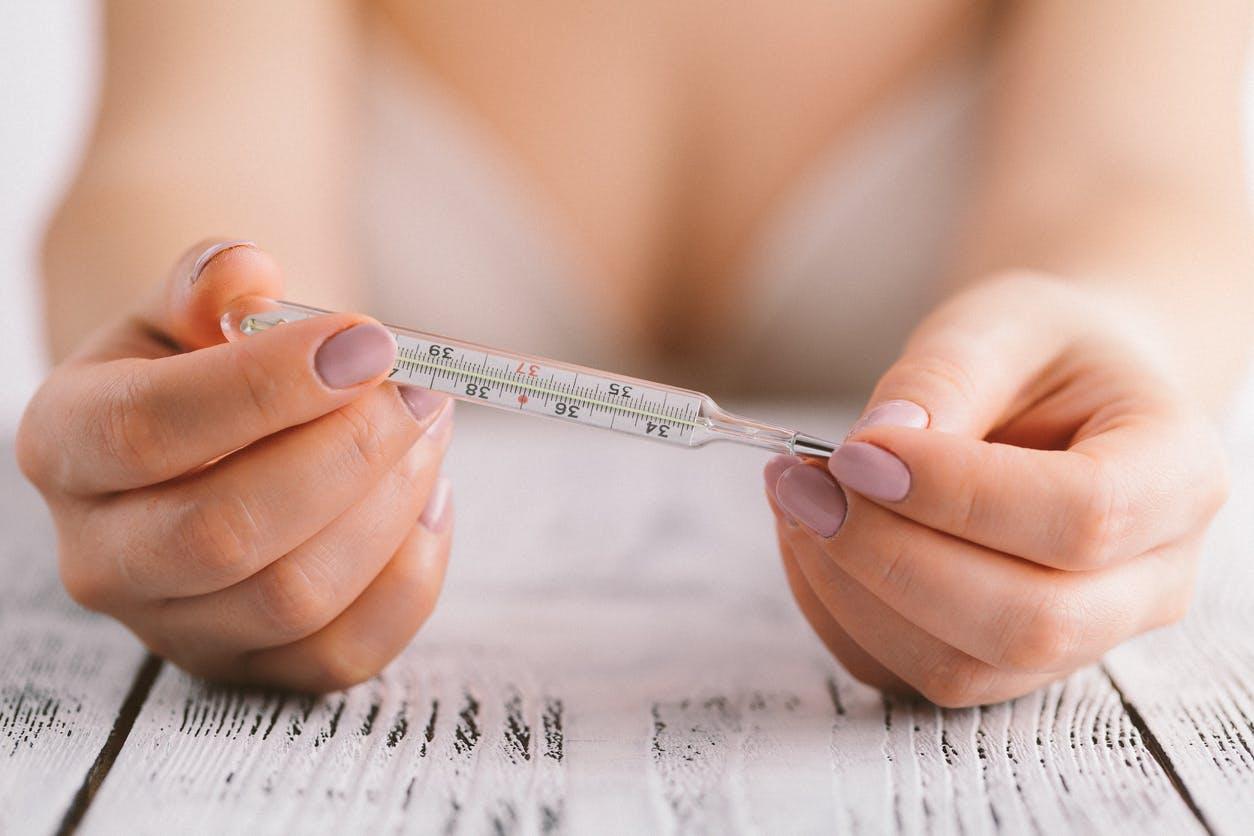 La courbe de température : une autre méthode pour tester la grossesse